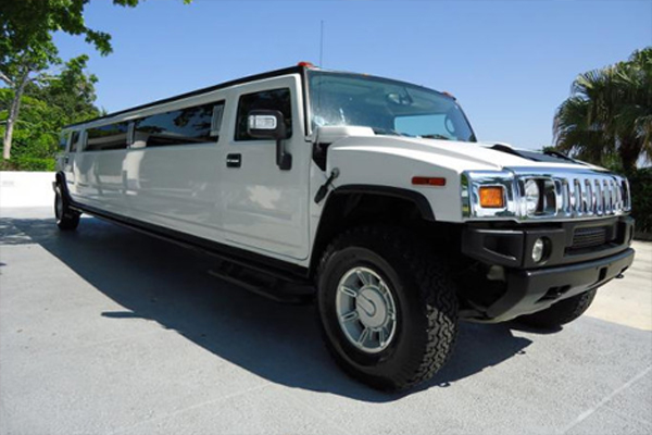 14 Person Hummer Mesa Limo Rental