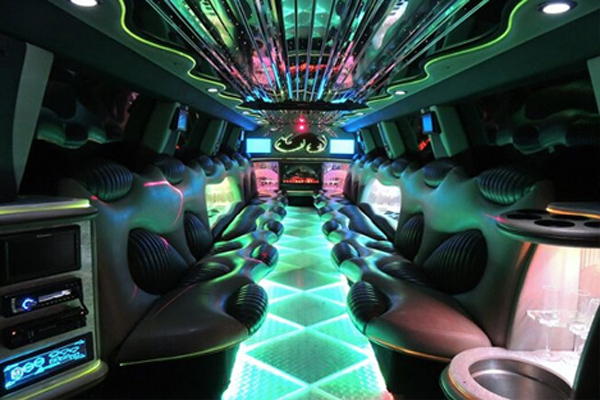 14 Person Hummer Limo Rental Mesa