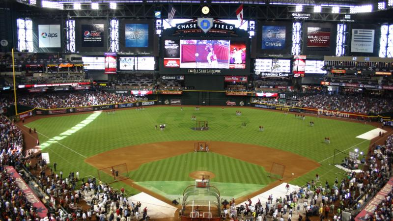 Party Bus Service Mesa Chase Field