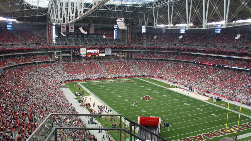 Party Bus Service University Of Phoenix Stadium Mesa