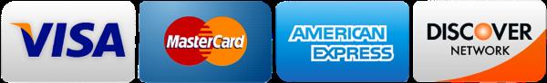 Credit Cards Limo Service Edison