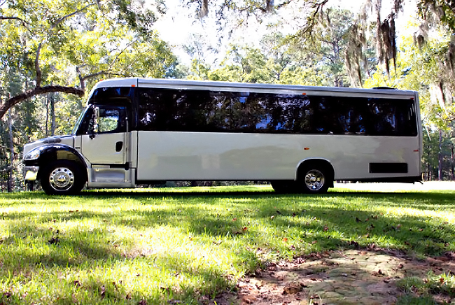 Mesa 40 Person Shuttle Bus